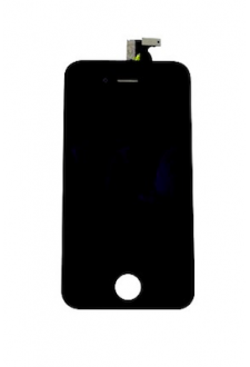 LCD + Touch Black pro Apple iPhone 4
