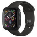 Full Protective Pouzdro USAMS pro Apple Watch 44mm Black (EU Blister)