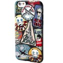iPhone 6/6S Karl Lagerfeld TPU Pouzdro Around The World Paris
