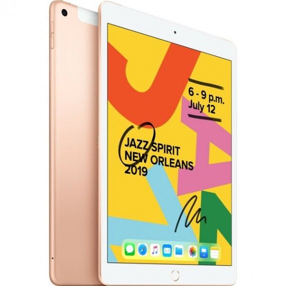 "Apple iPad 10,2"" 32GB Wi-Fi zlatý (2019)"