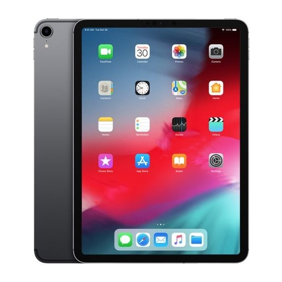 "Apple iPad Pro 11"" 64 GB Wi-Fi Silver (2018) MTXP2FD/A"