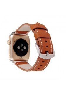 Apple Watch 38 / 40mm Brown - One Loop Frosted Band