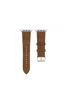 Apple Watch 38 / 40mm Brown - Punch Leather Band For